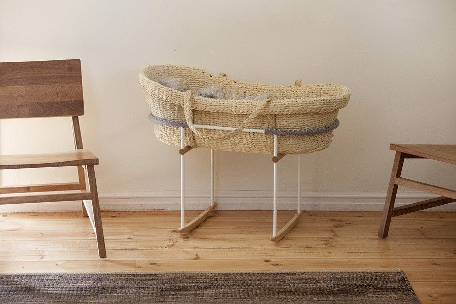 Bassinet in Room
