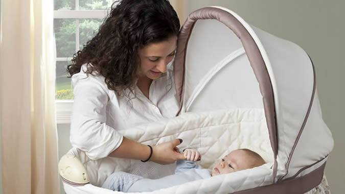 Delta Baby Bassinet Review