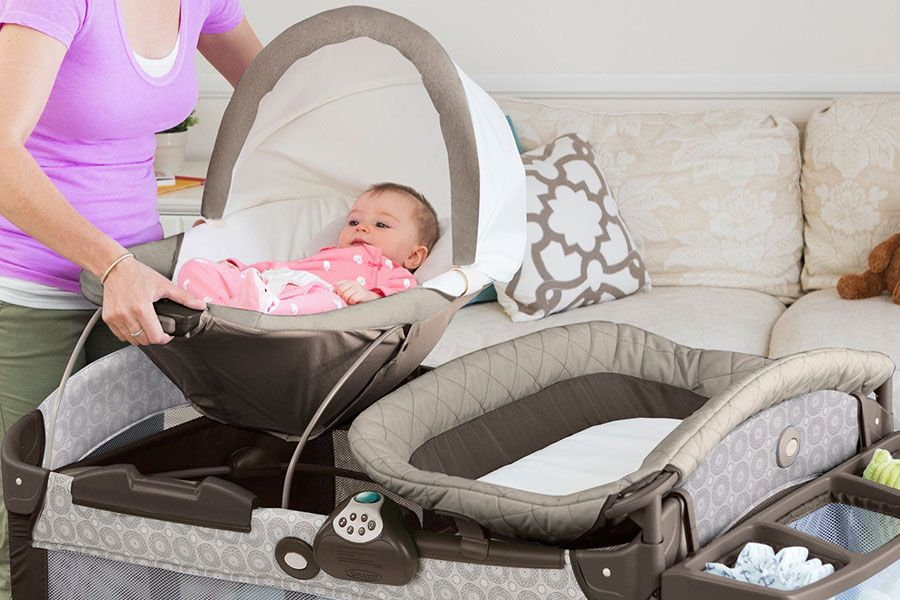 Graco Pack 'n Play Playard Bassinet Review