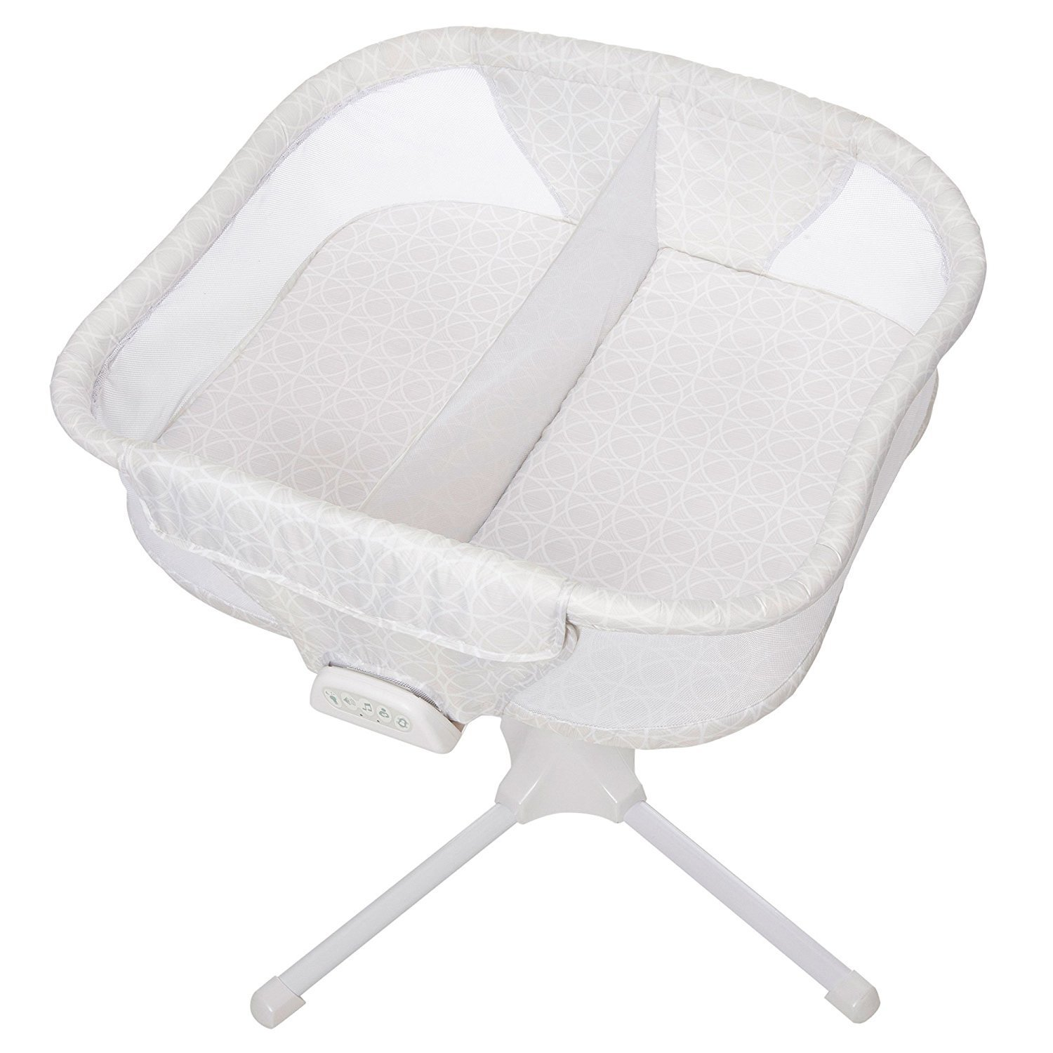 Halo Bassinest Twin Sleeper Double Bassinet – Premiere Series