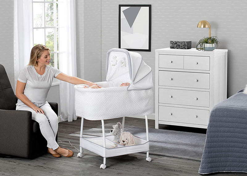 Best Rocking Bassinet 2019