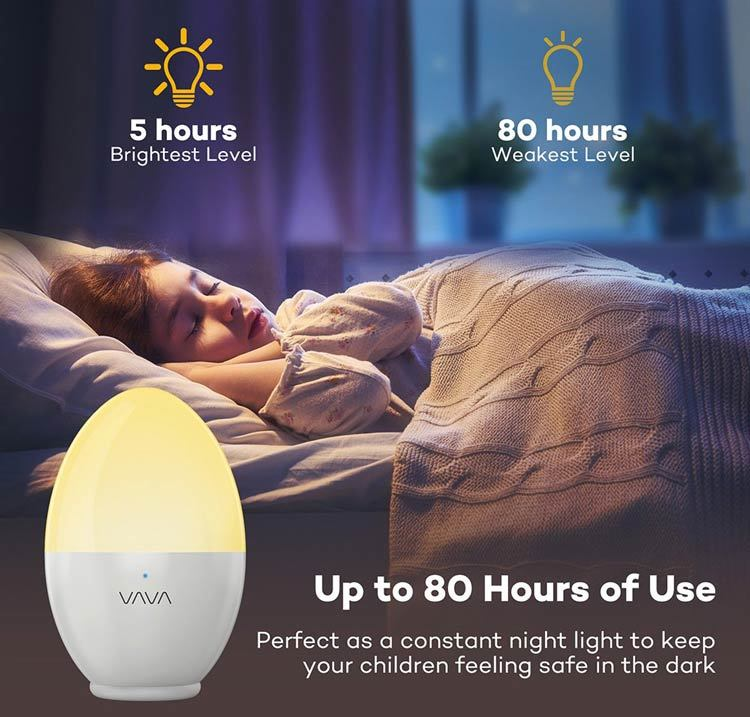 VAVA VA-HP008 Night Lights for Kids