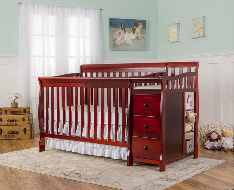 What are Convertible Baby Cribs with Changing Table