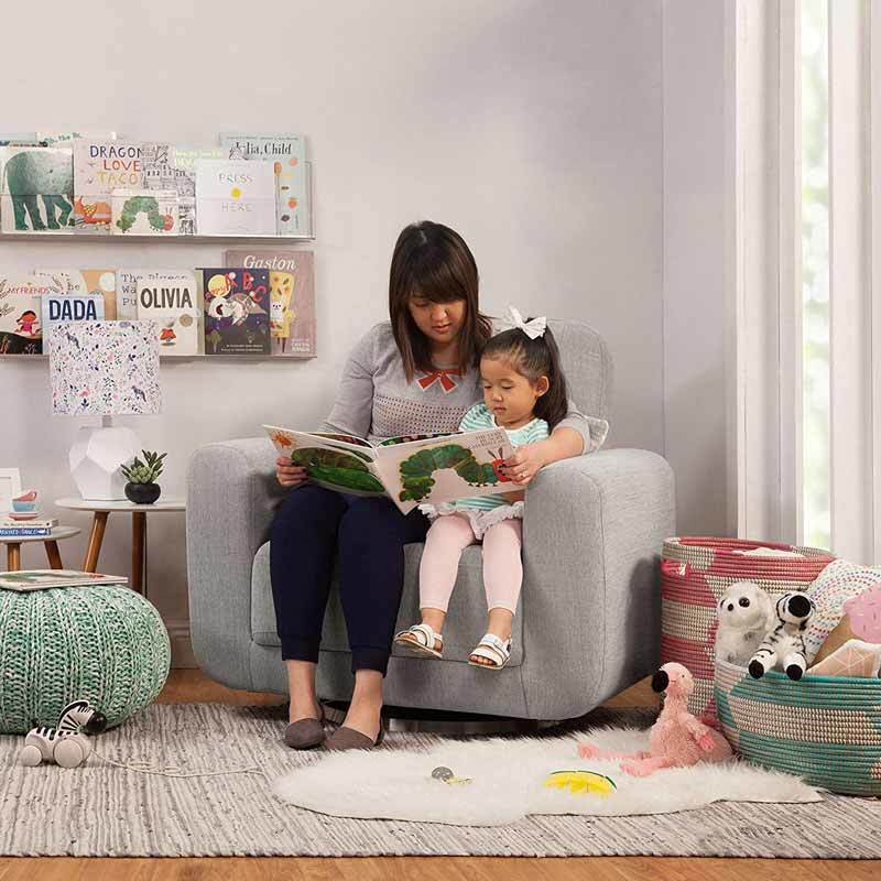 Sensational How To Choose A Nursery Glider Or Recliner Newmommysplace Com Pabps2019 Chair Design Images Pabps2019Com