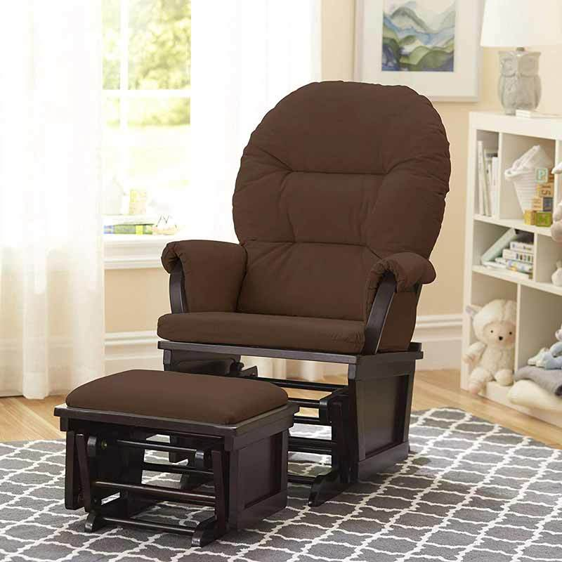 Groovy How To Choose A Nursery Glider Or Recliner Newmommysplace Com Pabps2019 Chair Design Images Pabps2019Com