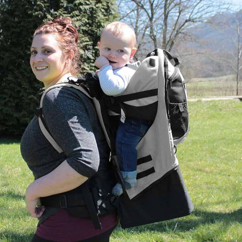 Our Absolute Favorite Hiking Baby Carrier