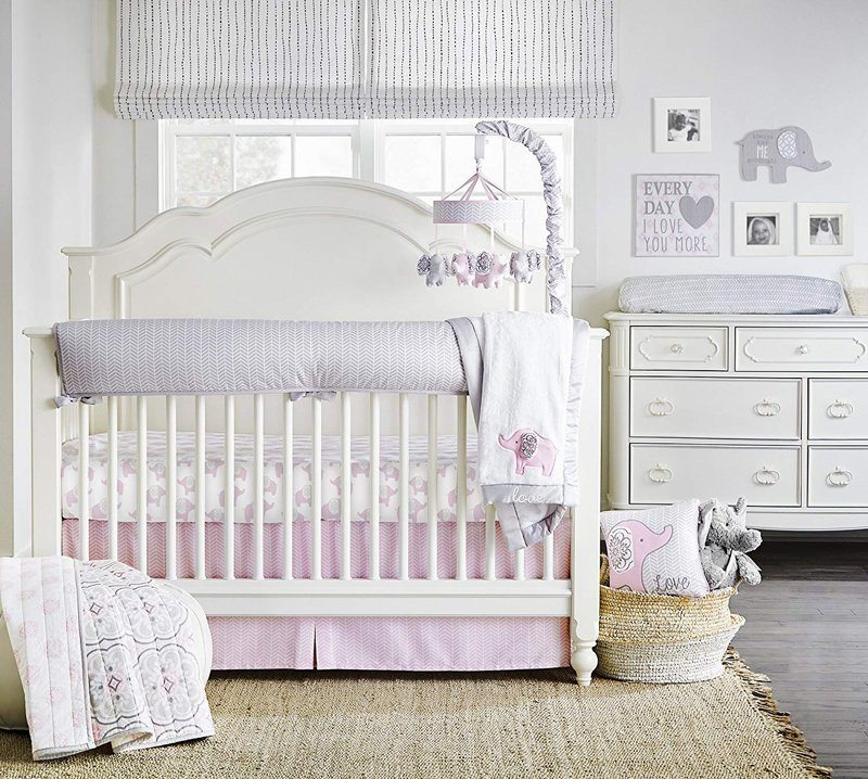 Girls Nursery Decoration Ideas and Tips